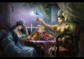 la fée et la reine