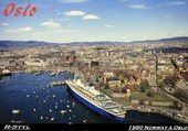 1980 Norway à Oslo