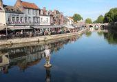 Puzzle Amiens : rives de la Somme