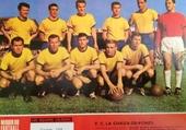 1963 fc La-Chaux-De-Fonds Suisse