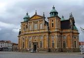 La Cathedrale de Kalmar (Suède)