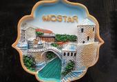 Puzzle Mostar au Monténégro