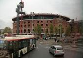 Arène à Barcelone