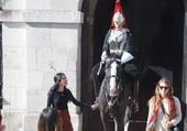 Relève de la garde à cheval