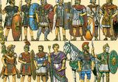 uniformes romains