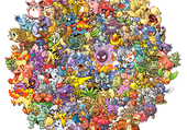Puzzle pokemon