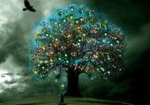 Puzzle arbre magique