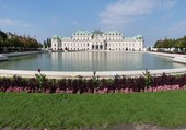Le château de Schonbrunn