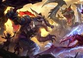 League of legend prehistoric