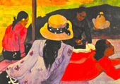 Paul Gauguin - La sieste