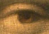 Monalisa right eye