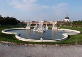 Puzzle Vienne, les jardins du Belvédère