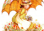 Holly Hobbie - La Fleuriste
