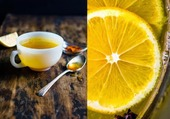 citron et curcuma