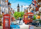 Puzzle Art - Angleterre (Londres n°1)