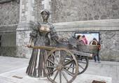 Irlande statue