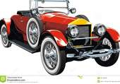 vieille voitures