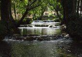 cascade parc de krka en croatie