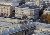 Puzzle Pris vu depuis Notre-Dame