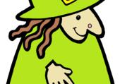 Sorcière verte