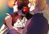 Luffy et ses 2 frêres