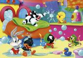 Puzzle bebes animaux