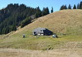 Chalet d'alpage fribourgeois