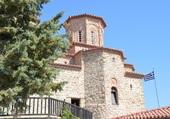 Monastère au Météores Grèce