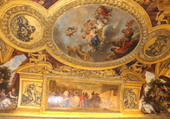 Plafond à Versailles