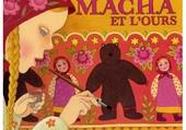 Puzzle Macha et l'ours