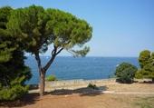 Vue sur l'Adriatique