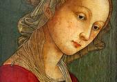 Sainte Catherine par Filippo Lippi