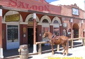 Saloon à Tombstone