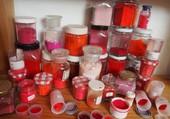 Pigments rouges