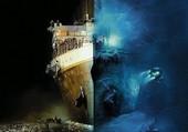 titanic avant ,apres