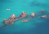 cimetiere de bateau australie