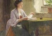 Lecture d'une lettre