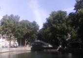 Puzzle Paris canal