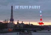 Puzzle Je suis Paris