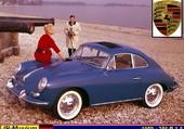 Porsche 356-B 1,6 - 1959