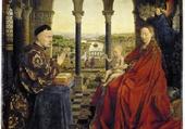 La Vierge et le Chancelier Rollin