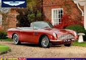 1965 Aston-Martin DB-5 Volante
