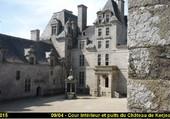 château de Kerjean 29