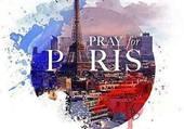 Puzzle Pray For Paris