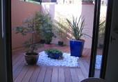 Puzzle patio zenitude