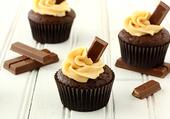 cupcakes goût Kit-Kat