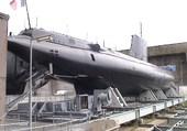 Musée des sous-marins de LORIENT