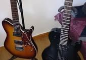 Puzzle Guitare electrique