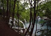 cascades du parc de plitvice
