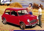 Austin Mini 850